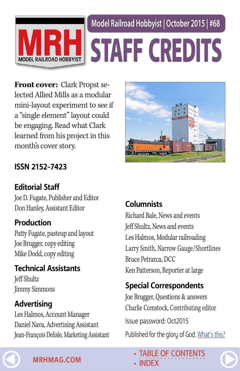 model railroad hobbyist magazine rh mrhpub com