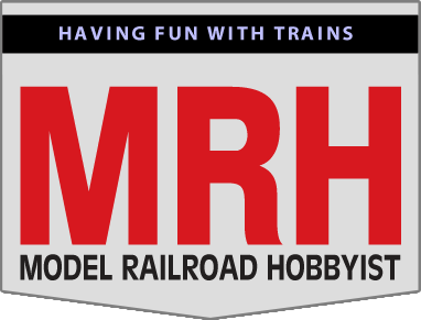 Model Railroad Hobbyist magazine - Having fun with trains